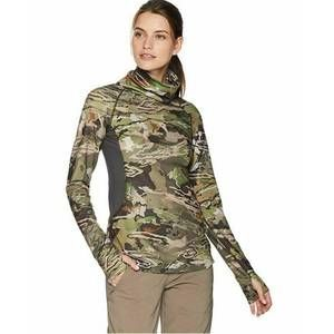 Under Armour Womens XL Hunting ColdGear Reactor
